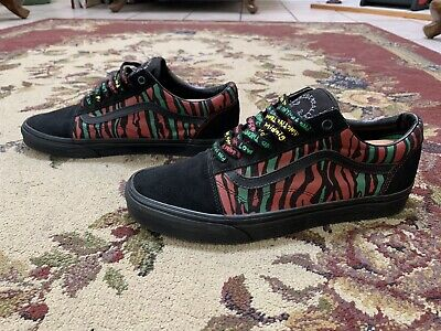 "Vans Old Skool ""A Tribe Called Quest"" Size 11 - Great Condition"