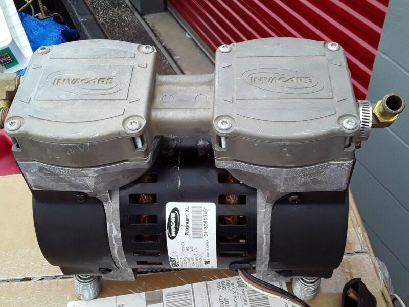 Gast Air Compressor 370V 115A