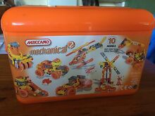 Meccano Mechanical Set Ourimbah Wyong Area Preview