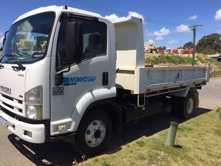 4M Tip Truck