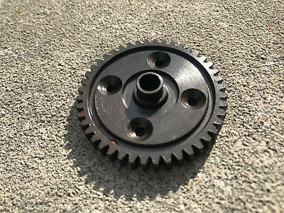 Hard Steel Center Differential Spur Gear 40T KYOSHO 1/8 INFERNO NEO GT2 VE
