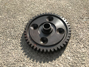 HARD STEEL MAIN GEAR 44T KYOSHO 1/8 INFERNO NEO GT2 VE CENTER DIFFERENTIAL