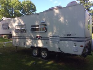 Roulotte fifth wheel 98