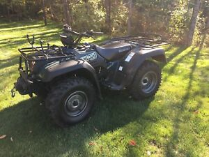 Suzuki King quad 300 4X4 2000