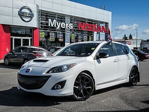 2013 Mazda Mazda3 STANDRAD, FOG LIGHTS, HEATED SEATING, BOSE AUD