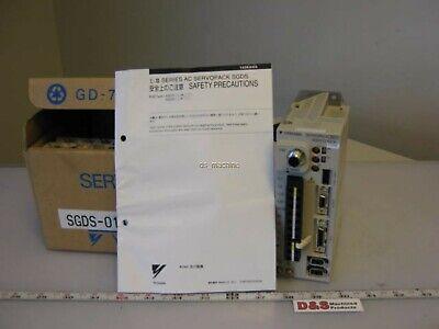 New Yaskawa Sgds-01a31ay500 Servopack 230vac 1ph To 230vac 3ph 0-300hz