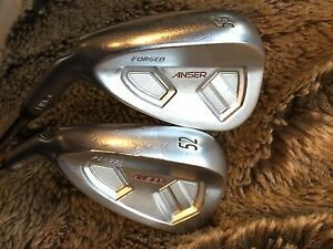 Ping Anser Wedges (Left Handed 52, 56)
