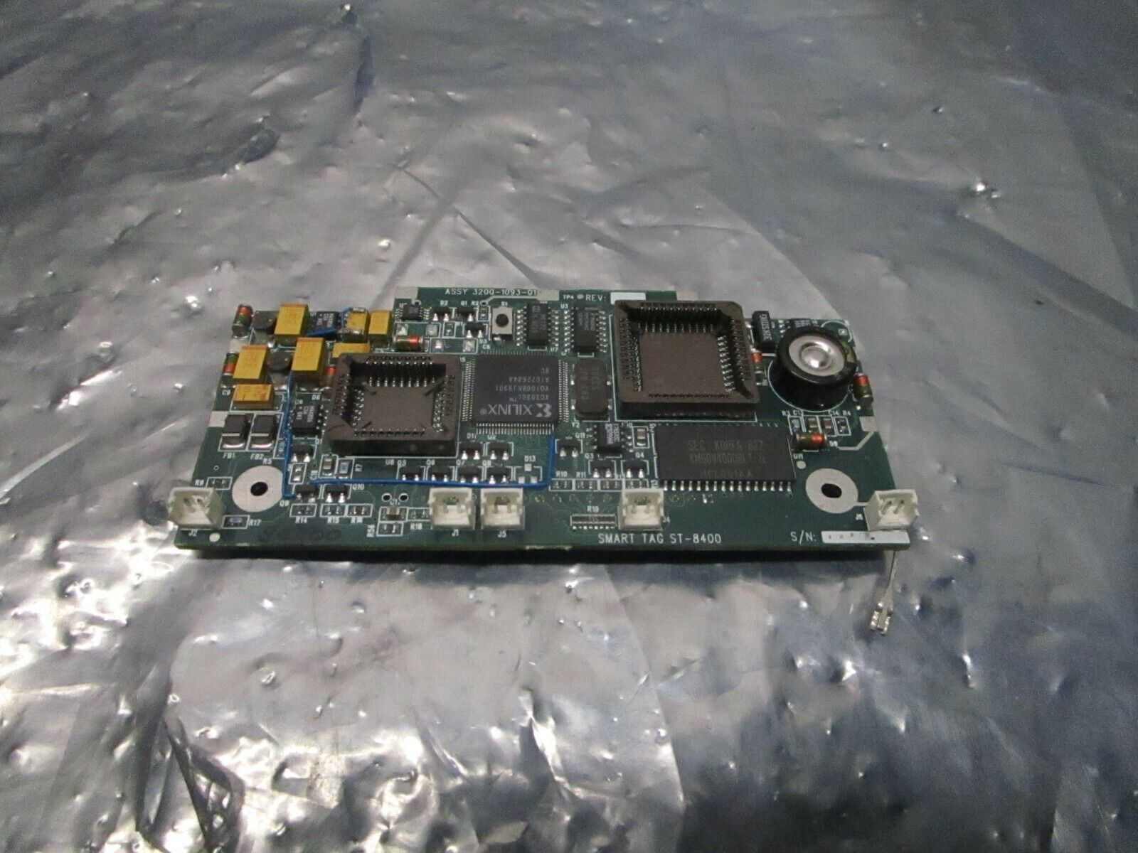 Asyst 3200-1093-01 Smart Tag ST-8400 Board, PCB, FAB 3000-1093-01, 101214