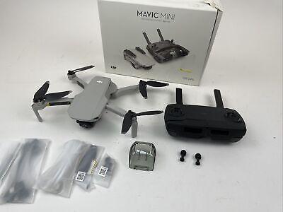 DJI Mavic Mini Drone - Works (Gimbal Stuck) Includes Battery And Retail Box