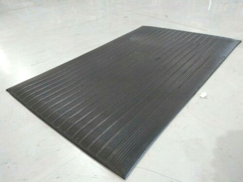 """Heavy-Duty Anti-Fatigue Floor Mat 38.5""""x25"""" Rubber Cushioned Standing Relief"""
