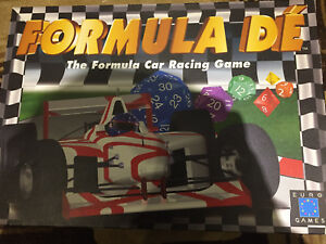 Formula De Board Game