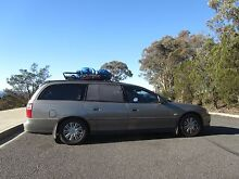 Fully Equipped 2000 Holden Commodore Wagon / 7 Months NSW Rego Sydney City Inner Sydney Preview