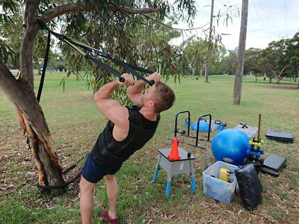 Mobile Personal Training and Outdoor Bootcamps