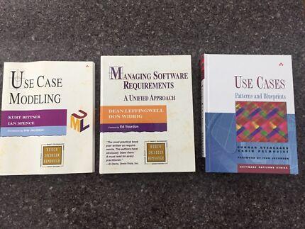IT books - software, database, analysis
