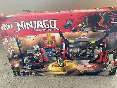 LEGO Ninjago S.O.G. Headquarters 2018 (70640)