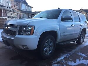 2008 chev Tahoe with 212kms