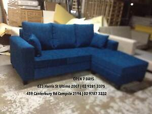 Only $499 Brand New Sydney made Brand New L-Shape Sofa Ultimo Inner Sydney Preview