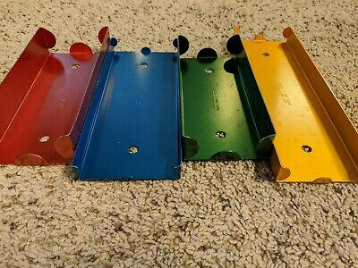 Rolled Wrapped Coin Counter Sorter Tray Set