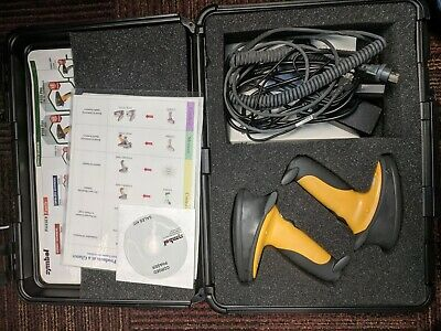 SYMBOL PHASER P304PRO and  P300FZY BARCODE SCANNERS LIKE NEW