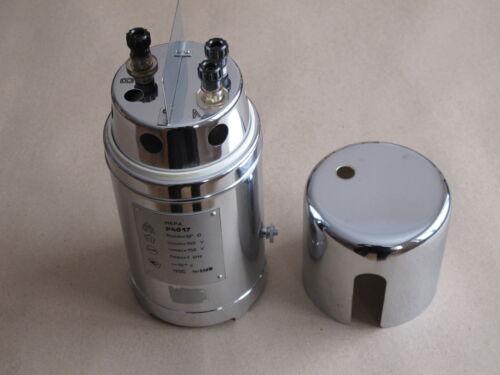 10Mohm 0.005% P4017 resistance standard resistor an-g  LEEDS & NORTHRUP ESI,GR