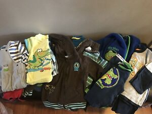 Boy's Clothing Lot 12-18/18-24 months