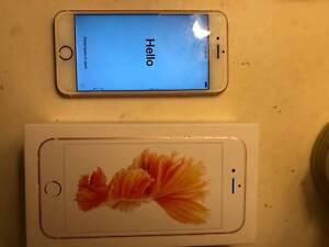 Apple iPhone 6s - 64GB - Rose Gold Smartphone UNLOCKED