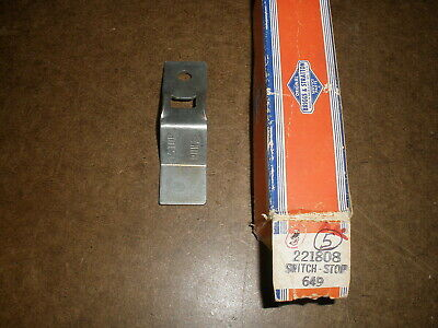 Briggs Stratton Gas Engine Stop Switch 221808 New Old Stock Vintage