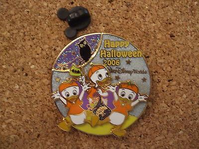 Happy Halloween 2006 Spinner Disney Pin Huey, Dewey & Louie Nephews - Very Cute](Happy Halloween Nephew)