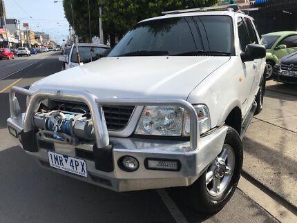 2002 Ford Explorer SUV Coburg Moreland Area Preview
