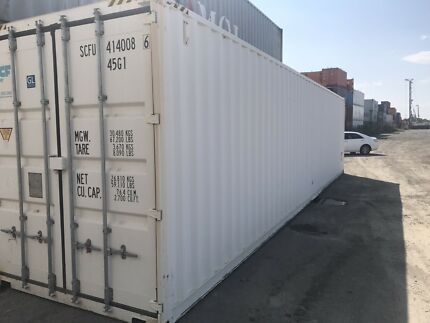Shipping Container 40' 2014