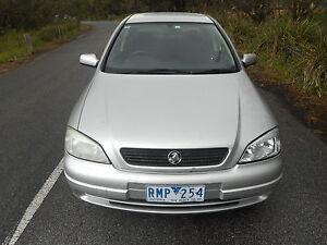 2001 Holden Astra Sedan  REG AND ROADWORTHY !! Moorabbin Kingston Area Preview