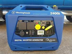 2400 watt inverter generator Ringwood Maroondah Area Preview