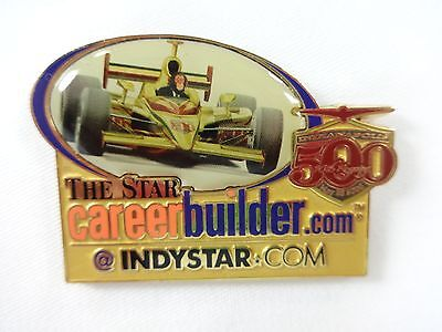 2006 Indianapolis 500 The Star Careerbuilder Com Sponsors Collector Pin