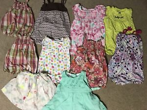 Baby girls 0-9 months clothing
