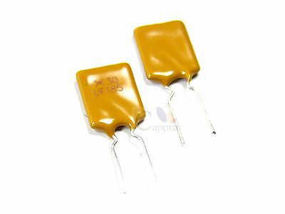 100pcs 1.85a 30v 1850ma Polyswitch Resettable Fuse Poly Switch Fuses Polyfuse