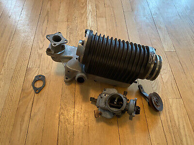 Chevy Corvair Judson CO Supercharger