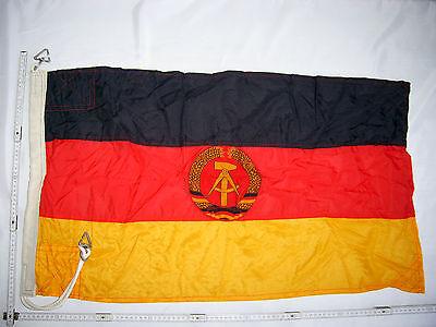Gösch, Bugflagge für Schiffe Volksmarine der DDR, Flagge, Fahne, Marine (F33)