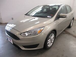2015 Ford Focus SE- BACK-UP CAM! ALLOYS! HEATED SEATS!