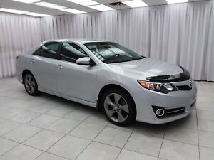 2014 Toyota Camry SE SEDAN w/ BLUETOOTH, NAVIGATION, HEATED SEAT