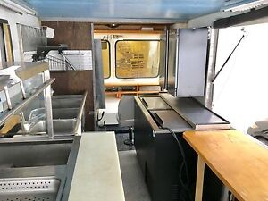 Food Truck - everything  included, road ready! Cambridge Kitchener Area image 6