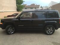 Jeep patriot 4 by 4 high altitude