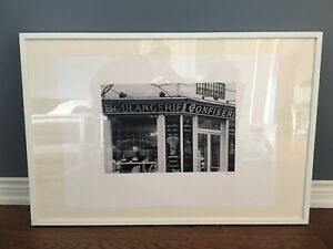IKEA matted and framed print