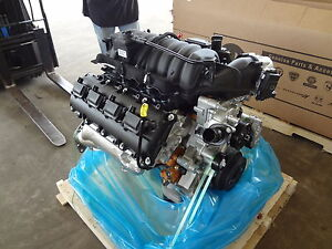 DODGE WRANGLER 6.4L 392 HEMI COMPLETE DROP IN ENGINE ASSEMBLY MOPAR NEW CRATE