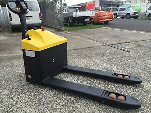 Brand New EcoLift powered Forklift Pallet Mover Moffat Beach Caloundra Area Preview