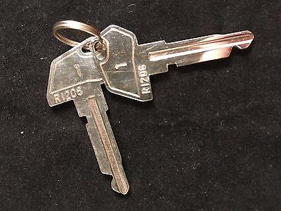 Tec Cash Register 1 Key R1206 Set Of 2