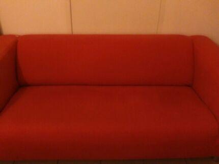 IKEA 3 seater sofa for sale Kings Cross Inner Sydney Preview
