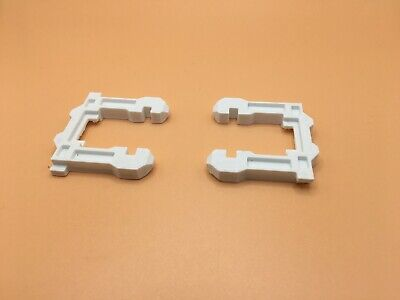 1 Set of 2no Replacement Clips for Cooke & Lewis Soft Close Drawers sold by B&Q