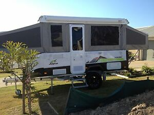 Jayco Hawk Outback late 2013 model Gladstone Gladstone City Preview
