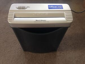 Office One Handy Paper Shredder Coogee Eastern Suburbs Preview