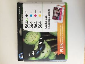 HP 564 combo pack